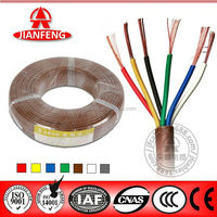 fire alarm cable with good quality,2 core/4 core/6 core