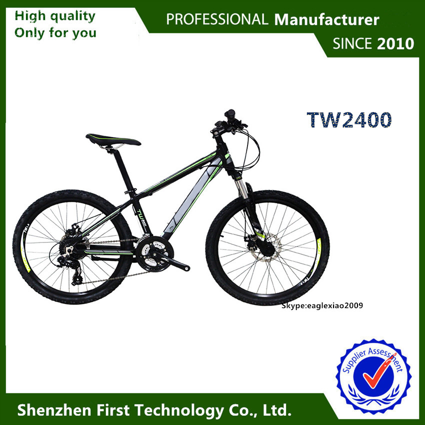 24inch cheap freestyle MTB bike bicycle for sale with free USB light provide