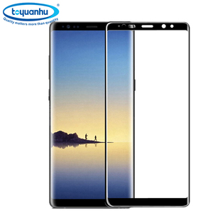 3D Tempered Glass Screen Protector For Samsung Galaxy Note 8