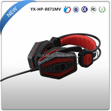 High quality cool stuff pc gaming accessories super bass stereo headphone sports headset
