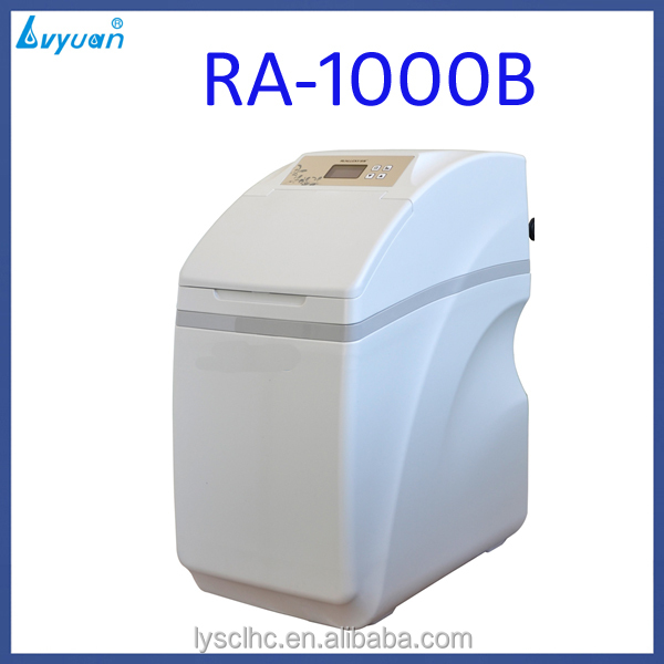 Guangzhou supplier various resin quantity electronic water softener with automatic contron valve