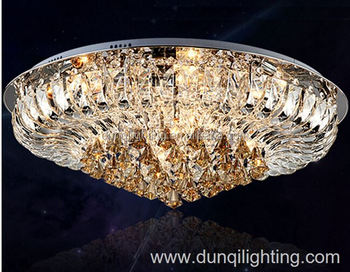 House Deco Ceiling Light with Crystal Drop