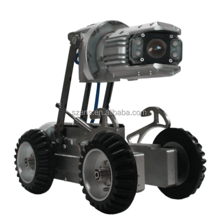 Envirosight infrastructure inspection vehicle | inspection crawler with inspection software