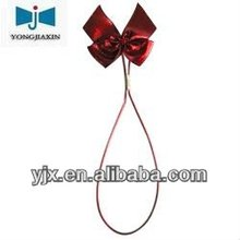 Wholesale Ribbon Bow with Elastic Loop