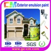 Acrylic weather proof UV resistent exterior wall emulsion paint