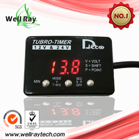 2016 New Design MIT High Quality for universal turbo car 12-24V auto timer