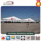 Clear span big waterproof tent cover for sale with high quality