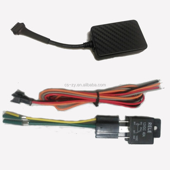 High Quality Quad Bank GSM car GPS tracker System
