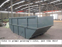 Industrial large metal bins / waste skips