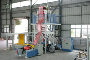 HDPE SUPER HIGH SPEED BLOWN FILM EXTRUDER,PE BLOWN FILM EXTRUDER,film extruder machine