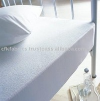 WATER PROOF BED SAVERS COT AND CRIB MATTRESS COVERS