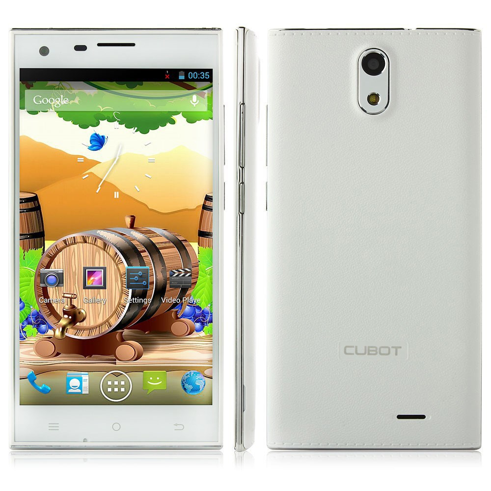 Original Cubot S308 Android 4.2 MTK6582A Quad core 1.3GHz RAM 2GB ROM <strong>16GB</strong> Camera 8.0MP 13.0MP IPS 5inch screen smartphone