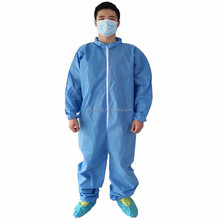 Disposable coveralls for Biological Chemical Hazard