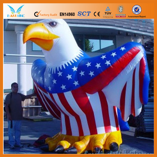 Event party inflatable cartoon/animal/inflatable eagle model