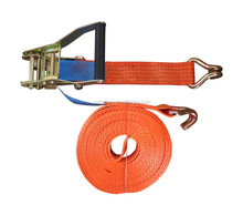 10M 5T Ratchet Tie Down Ratchet Lashing Strap
