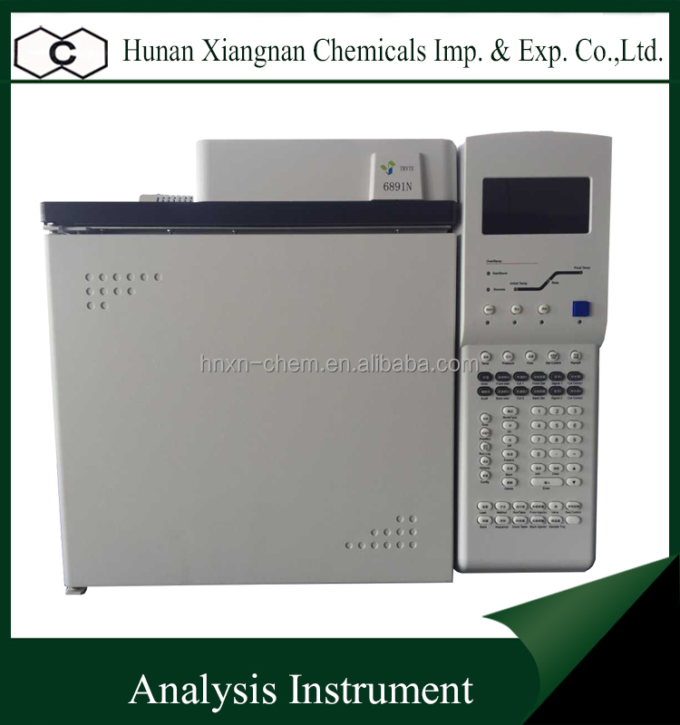 TCD Detector Oil Acidity Analysis Gas Chromatograph