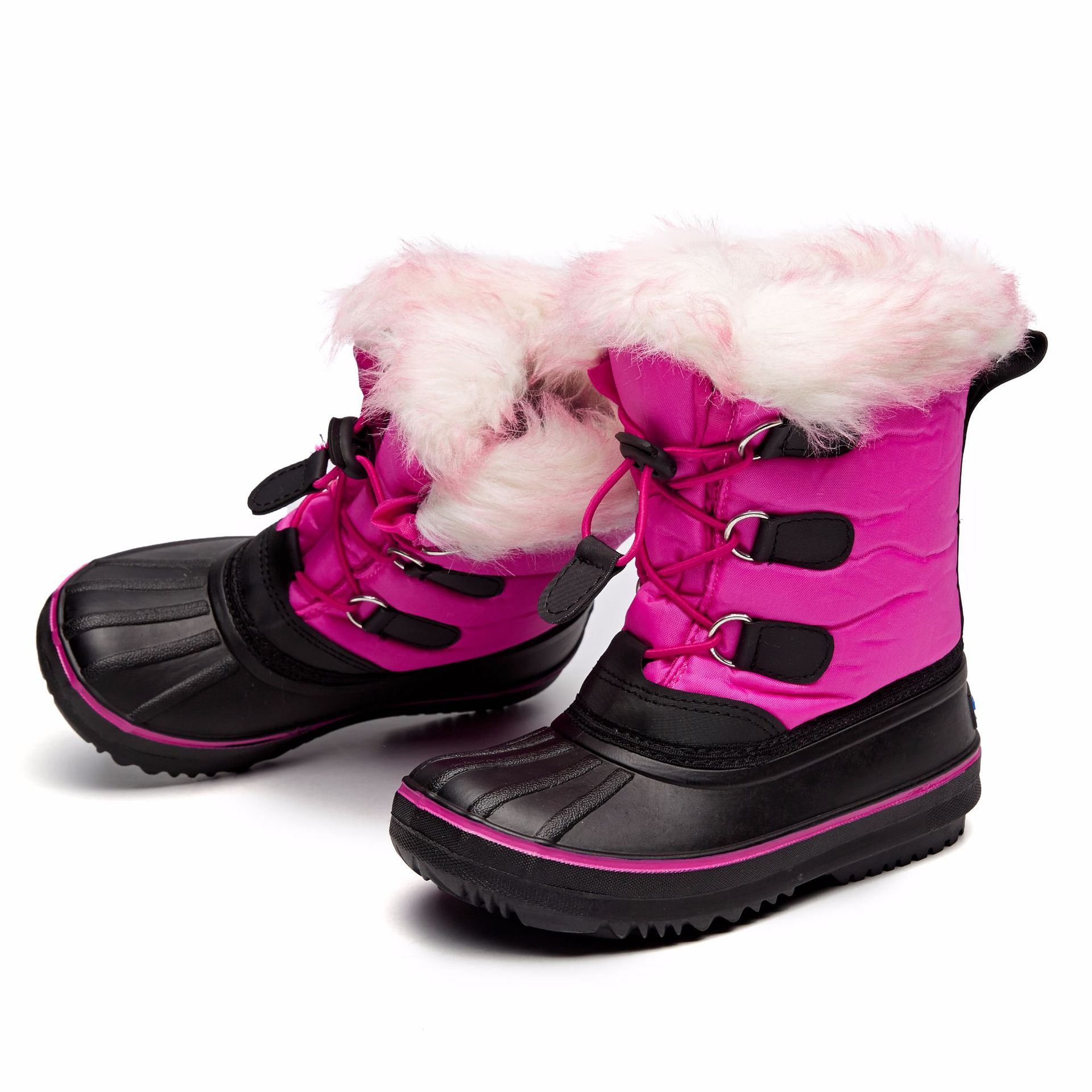 High Quality Anti-slip Kids Winter Warm Snow Shoe Children Snow <strong>Boot</strong> For Wholesale