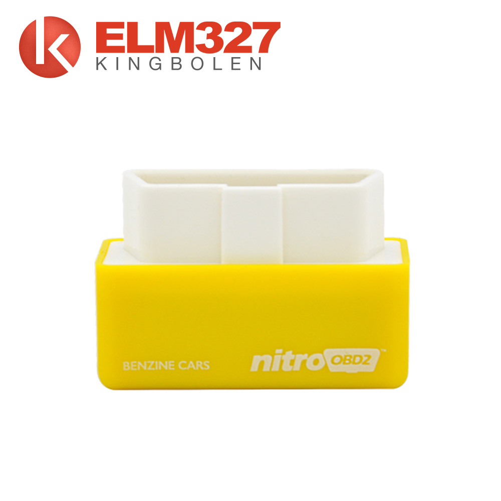 ELM327 Nitroobd2 Chip Tuning Box increasing the performance of engine