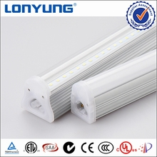 Extendable No Gap Connection DLC ETL UL Certified Led T5 Integrated Tube Fixture Easy Link Bar