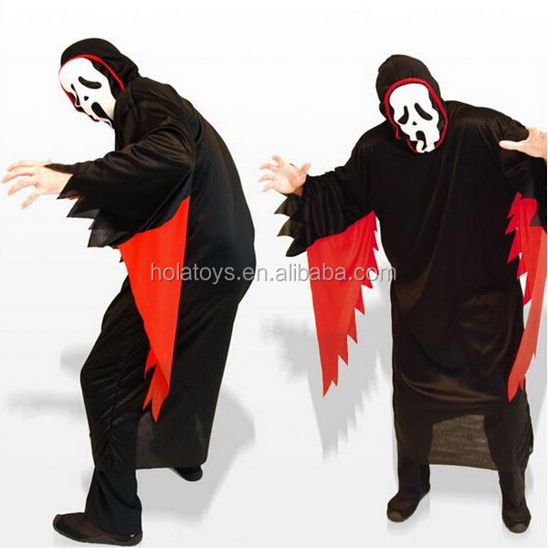 Hola Vampire mask halloween costume for adult