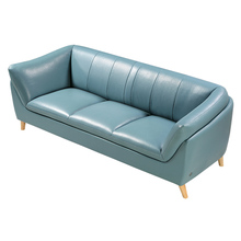 Genuine leather sofa modern leather sofa three seat Luxury <strong>furniture</strong>