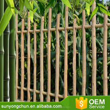 2017 factory price Sharp fence round poles wood stake farming tool eucalyptus wooden fences