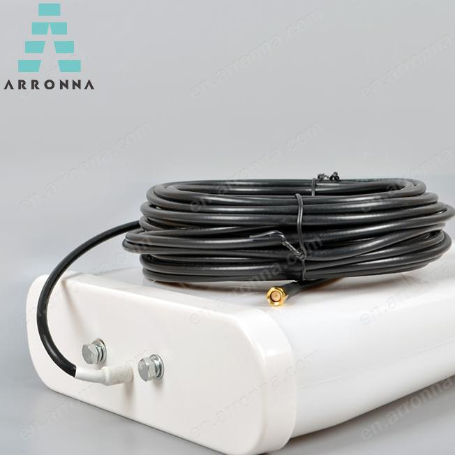 Arronna best quality--logarithm cycle antenna 806-2500mhz