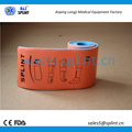 Hand elbow arm orthopedic moldable medical splint