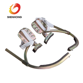 Adjustable Climbing Hooks for Climbing On Concrete Poles