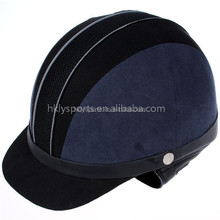 Shengtao High Quality LY28 Horse Riding Equestrian Helmet with Super Fiber coatd ABS Shell