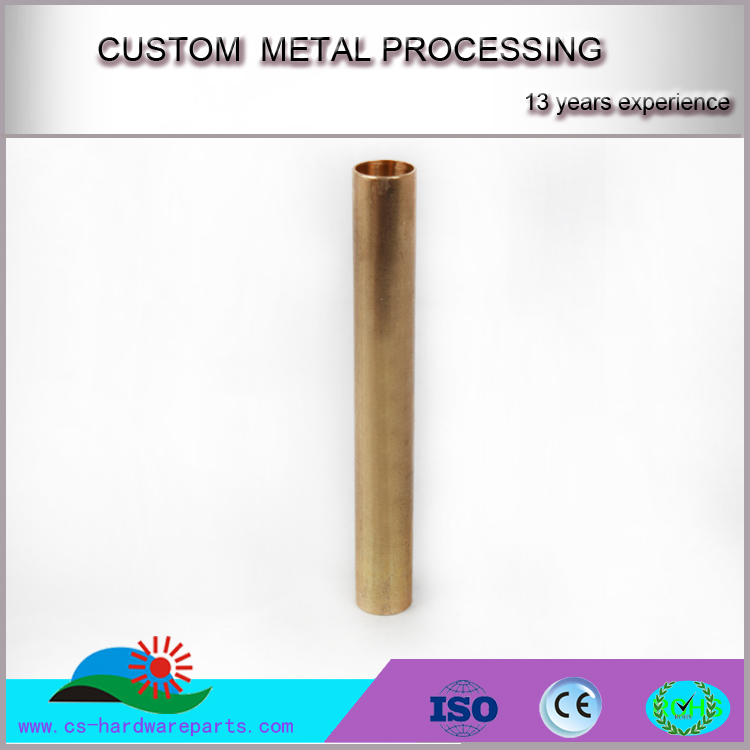China supplier CNC machining service copper alloy high precision commumication components