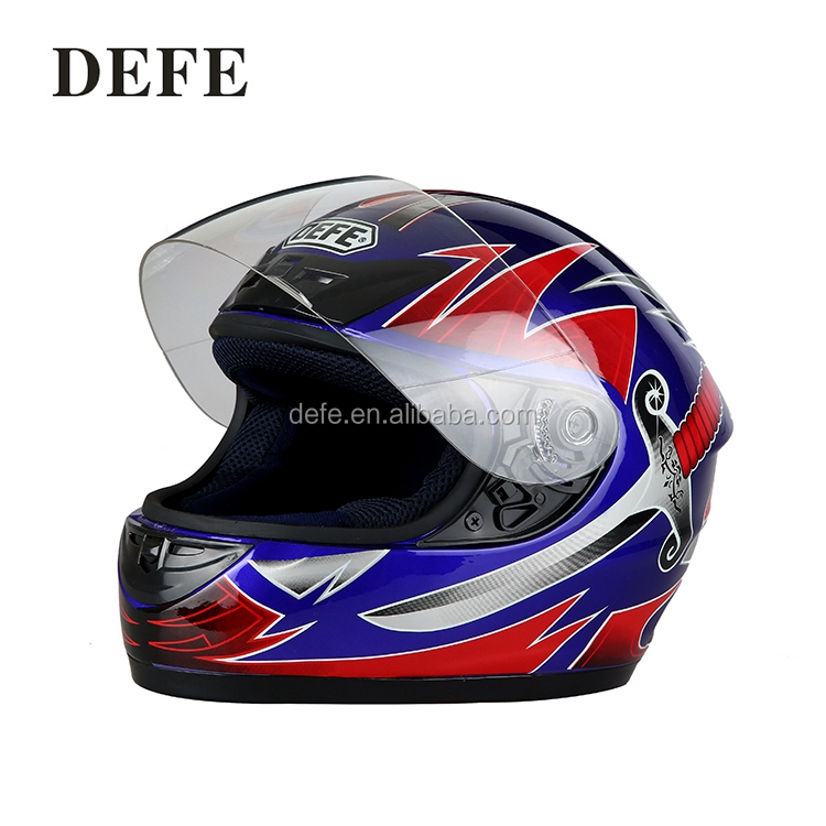 Best personalized Chinese standard full face motorcycle helmet