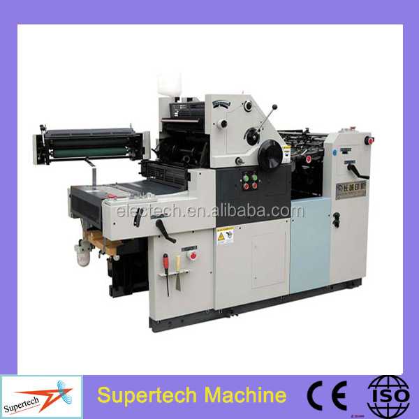 Hot Sale! HC47IIINP MIni Second Hand Offset Printing Machine