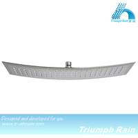Clearance Price Newest Model High Flow Instant Hot Water Top Shower Head rainfall