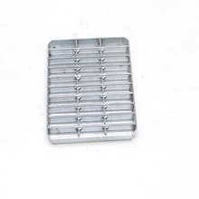 China factory serrated steel grating steel flat bar grating with cheap prices