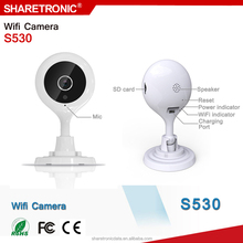 2016 hot sale security color display video home security camera systems / gsm alarm management systemwith app