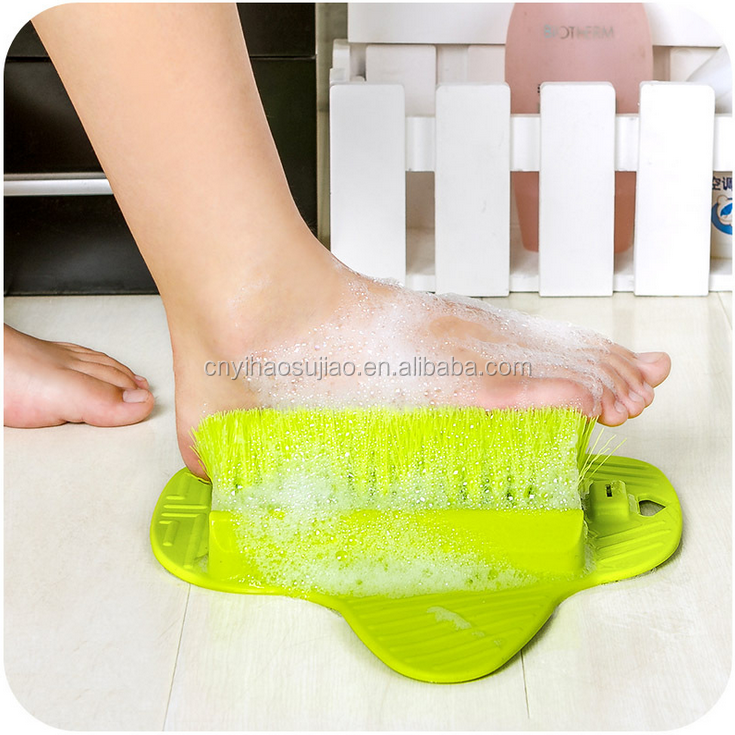 2017 hot selling foot scrub cleaning brush as seen on TV