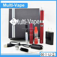 New product ego now arctic 22mm diameter 3 in 1 vaporizer with factory price