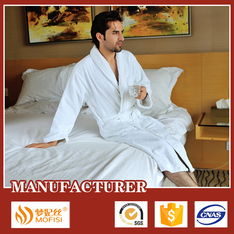 wholesale mens 100 cotton terry bathrobes