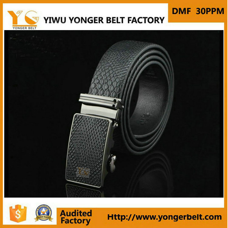 Kemer Designer Belts Men High Quality Championship Boda Correa Metallic Automatic Buckle Leather Belts For Man