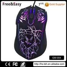Hot supplier Oem brand led wired best gaming mouse for pc