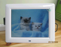 wall video screens digital photo frame 8 inch ad advertising player