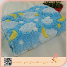 Cheap wholesale continuous top sale super soft coral fleece korean knee blanket