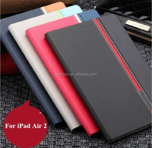 Mix color leather case with card slot Custom printed case for IPAD MINI