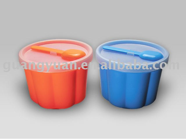 jelly cup with cover