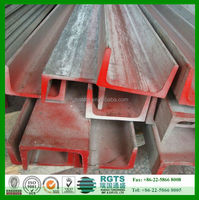 SS400 hot rolled steel u channel u perlin