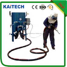 portable sandblaster machine using the electric power, from China golden supplier