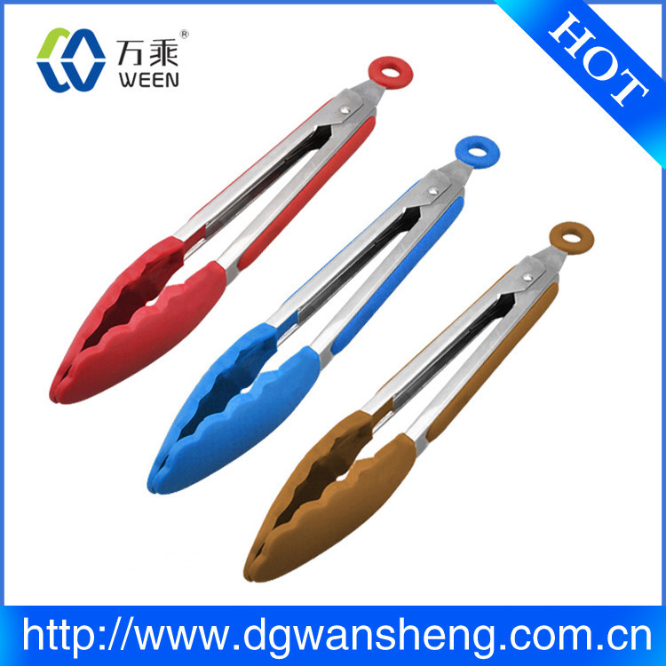 kitchen accessory/Smooth Glide Lock Design Kitchen Tools FDA BBQ tools
