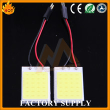 Car Auto Interior led Dome Bulbs Light COB dome panel light