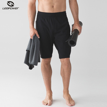 Factory custom high quality binsi men sports black short pants